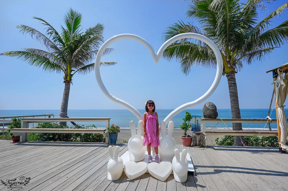 墾丁海景咖啡|愛琴海岸海景咖啡餐廳,墾丁渡假風人氣打卡景點,一覽無遺的美麗海景 @緹雅瑪 美食旅遊趣