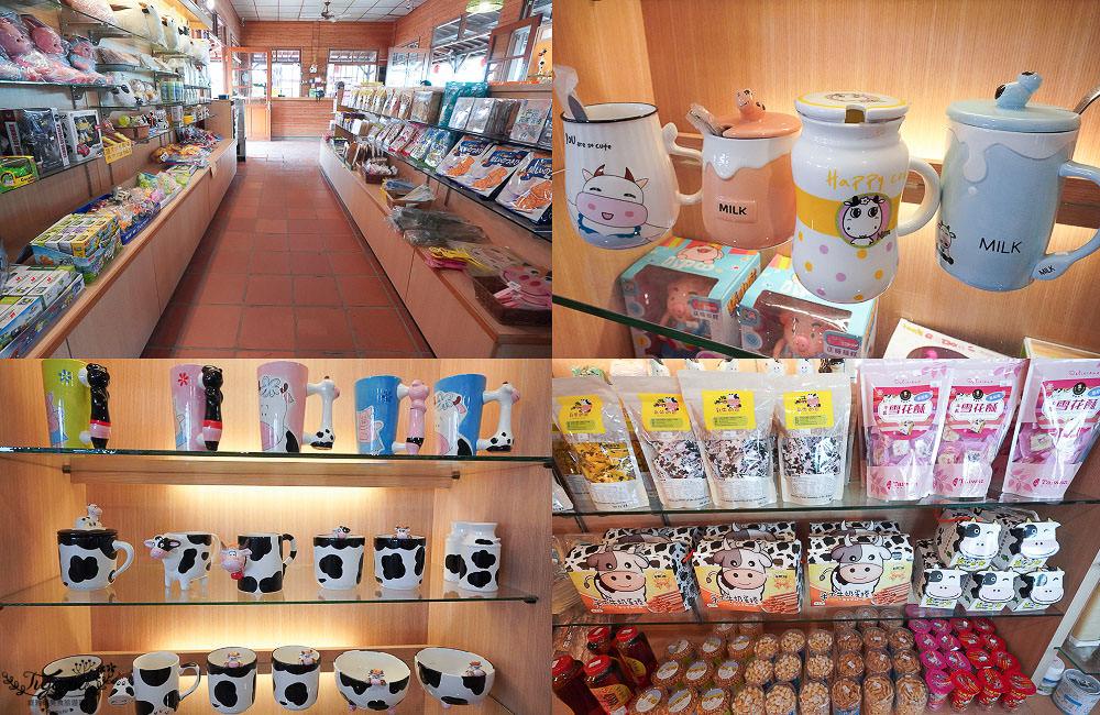 台南柳營景點 八老爺車站 乳牛的家,五分火車、鐵路餐廳、餵動物 @緹雅瑪 美食旅遊趣