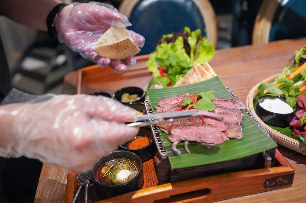 桃園泰式料理》Thai J 泰式料理-桃園南平店,極緻泰北料理與浪漫森林的邂逅 @緹雅瑪 美食旅遊趣