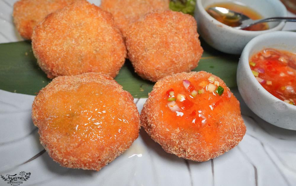 台中泰式料理推薦:Thai J 泰式料理 – 台中大墩店,極緻奢華美網美餐廳 @緹雅瑪 美食旅遊趣