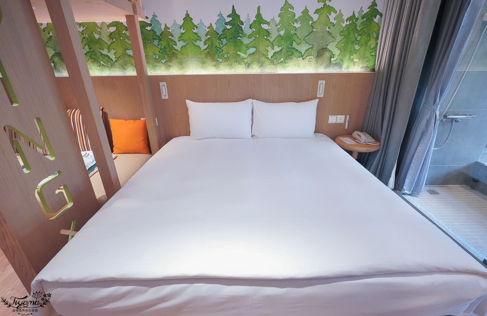 宜蘭親子飯店 品文旅 礁溪「樂旅小閣樓」享受爬上爬下的樂趣! @緹雅瑪 美食旅遊趣
