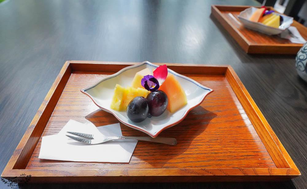 星野谷關「虹夕諾雅 谷關」早餐、午餐、晚餐,體驗活動行程表 @緹雅瑪 美食旅遊趣
