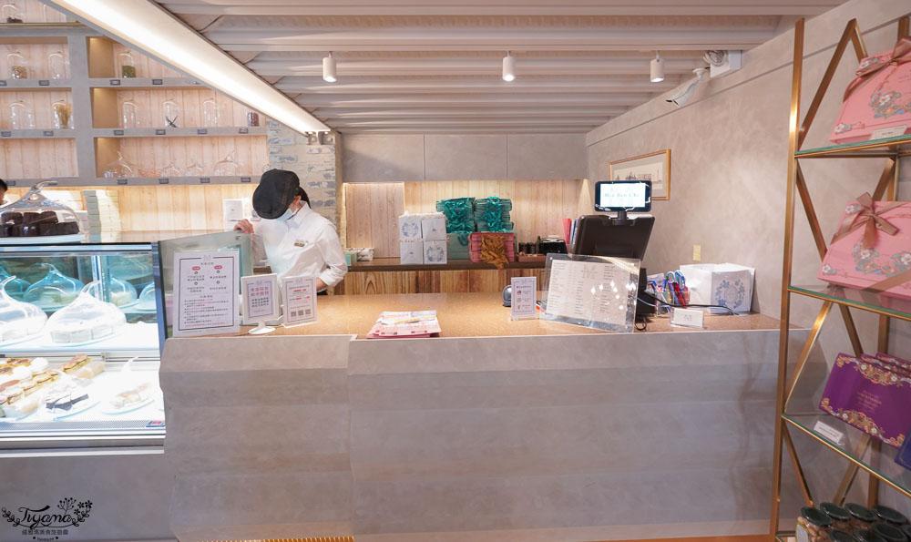 台南下午茶,名坂奇夏威夷豆塔 工作室升級為夢幻美平價甜點店!! @緹雅瑪 美食旅遊趣