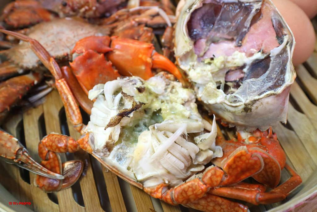 【台南.北區】順隆發蒸籠海鮮鍋:海鮮塔層層疊,海鮮精華全在火鍋湯頭裡~ @緹雅瑪 美食旅遊趣