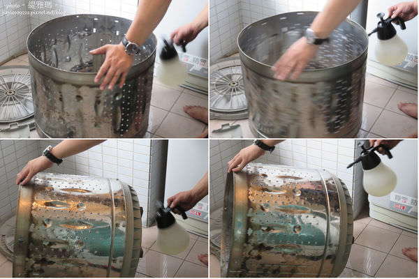 【全省到府服務】真用心洗衣槽清潔專家。居家清潔的好幫手~過敏原拜拜 @緹雅瑪 美食旅遊趣