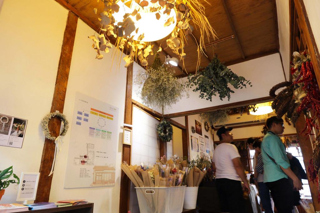 貝歐克尼Balcony 概念店。斗六雲中街生活聚落:乾燥花.不凋花,花藝及藝術創作空間 @緹雅瑪 美食旅遊趣