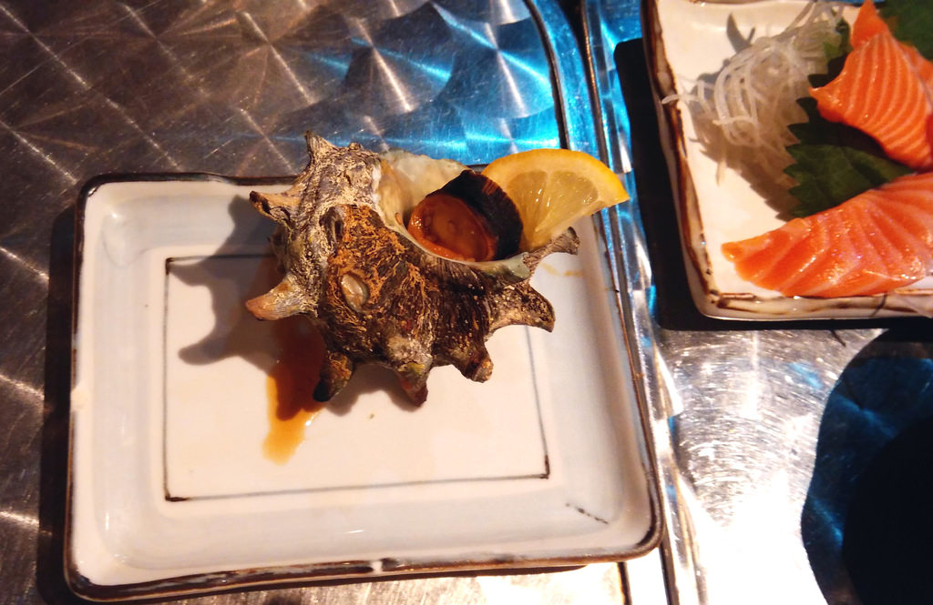 【大阪美食】地魚屋台とっつぁん.天神橋筋六丁目.超平價必吃:海鮮大排檔 @緹雅瑪 美食旅遊趣