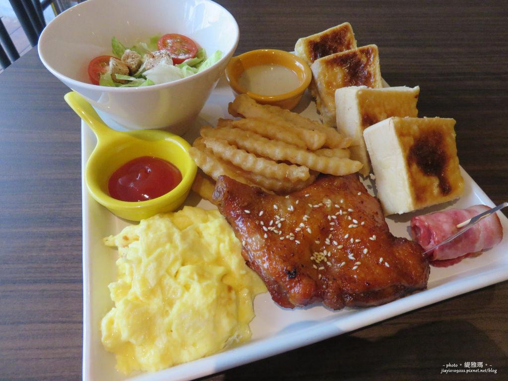 【台南.中西區】Brick 磚塊。早午餐:豪華升級版早午餐 主餐超豐盛 @緹雅瑪 美食旅遊趣
