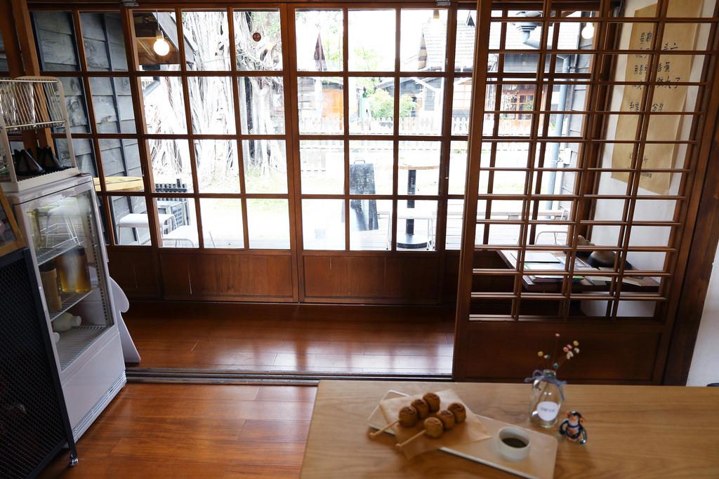 【雲林美食】猿樂作 手作處。斗六雲中街生活聚落:美味香蕉蛋糕丸子,啊!!我的「猿糕丸」掉了 @緹雅瑪 美食旅遊趣