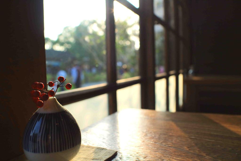 【嘉義.東區】森咖啡.嘉義檜意森活村:森咖啡Morikoohii「日式下午茶」+貳店 Morikoohii《ni》雞蛋仔鬆餅 @緹雅瑪 美食旅遊趣