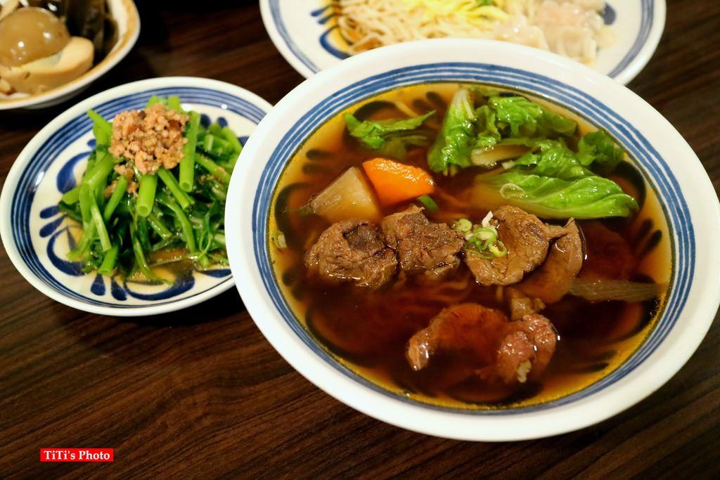 【台南.北區】好味乾拌麵。手工麵條:獨家特製麻醬料、餐點好吃、價格實惠 @緹雅瑪 美食旅遊趣