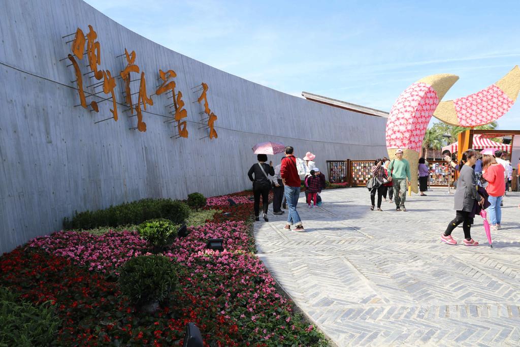 【宜蘭景點】宜蘭傳統藝術中心。傳藝文化園區:古色古香文藝景點、大稻埕拍攝地點 @緹雅瑪 美食旅遊趣
