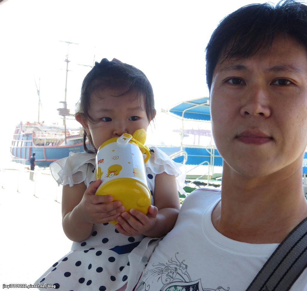 【大阪周遊卡】天保山大摩天輪+帆船型觀光船聖瑪麗亞號 @緹雅瑪 美食旅遊趣