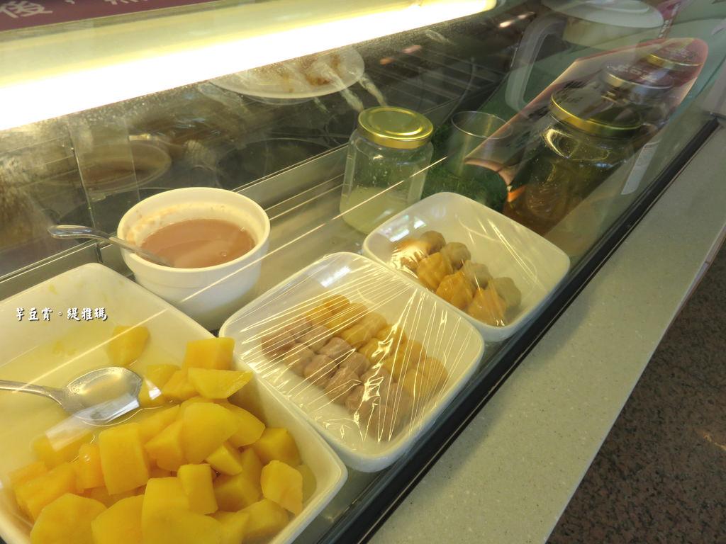 【台南.北區】芋豆賞:夏天就是要吃銼冰之「芋頭紅豆牛奶冰」 @緹雅瑪 美食旅遊趣
