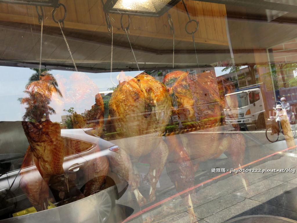 【嘉義.西區】陶家鄉烤火雞肉飯:烤火雞肉飯 / 陶家鄉 / 嘉義火車站旁 @緹雅瑪 美食旅遊趣