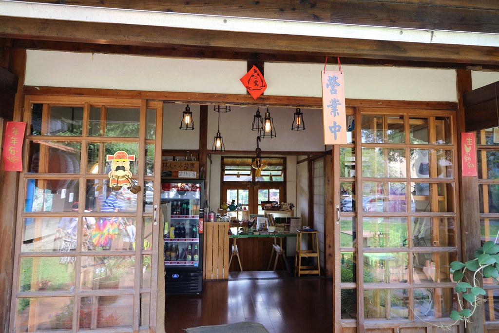 【雲林美食】凹凸咖啡館。斗六雲中街生活聚落:優閒日式渡假風格咖啡館 @緹雅瑪 美食旅遊趣