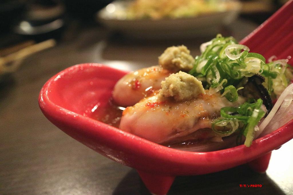 【台南.東區】小江戶日式和漢料理。中日式家庭創作料理食堂:日式胡麻魚卵細麵.炙鮭魚握.廣島大牡蠣…美味平價的「午夜食堂」 @緹雅瑪 美食旅遊趣