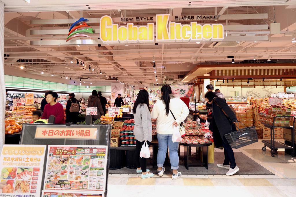 【京都購物】京都ヨドバシ。Kyoto-Yodobashi:3樓玩具、扭蛋、模型、電器& B2超市、百元商店|宅配資訊 @緹雅瑪 美食旅遊趣