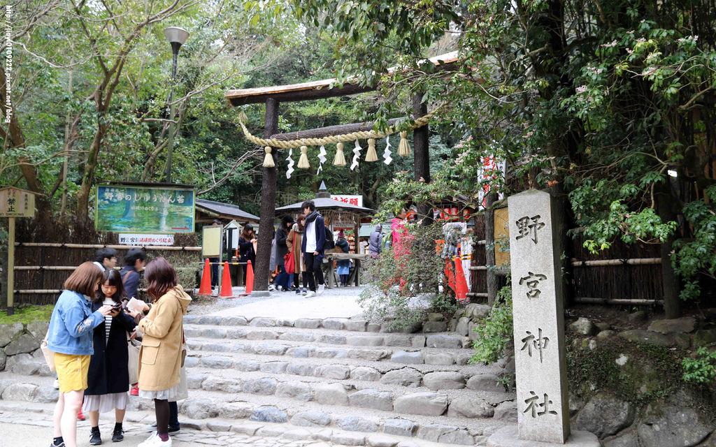【京都景點】嵯峨野竹林.野宮神社。嵐山必訪 @緹雅瑪 美食旅遊趣