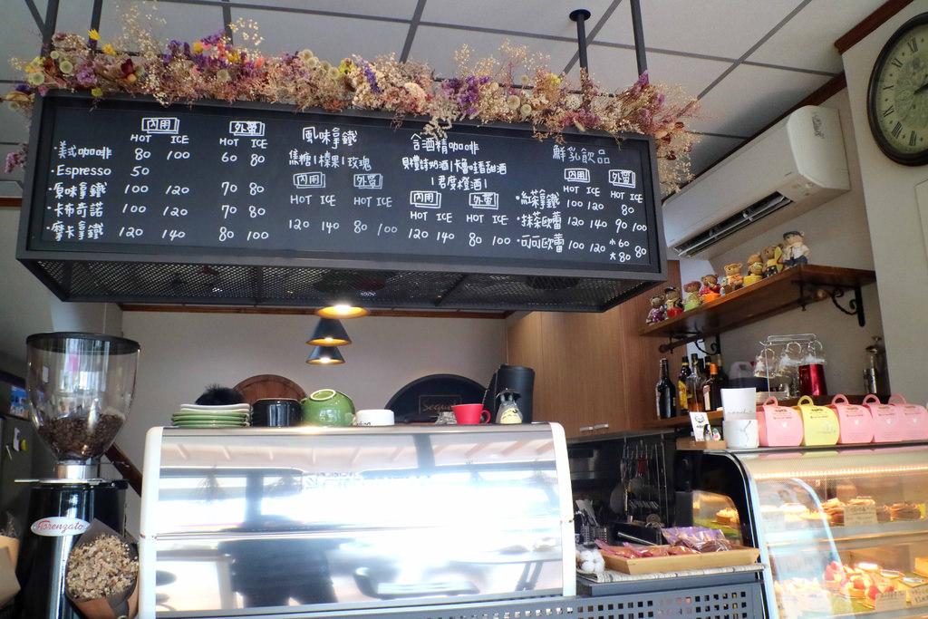 【台南.北區】晞果甜點工作室∣巷弄甜點店∣手作甜品∣宅配甜點 @緹雅瑪 美食旅遊趣