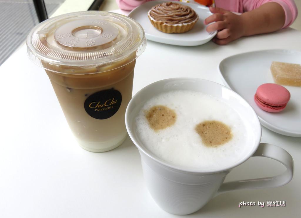 【台南.東區】ChuChu Pâtisserie啾啾法式甜點。轉角餐飲:跟著小螞蟻走進繽紛的法式甜點世界裡 @緹雅瑪 美食旅遊趣