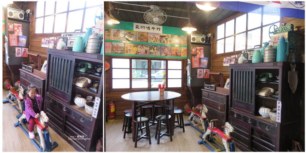 【宜蘭.頭城鎮】老街懷舊食堂。宜蘭古早味美食:宜蘭三寶:卜肉、糕渣、蔥油餅 @緹雅瑪 美食旅遊趣