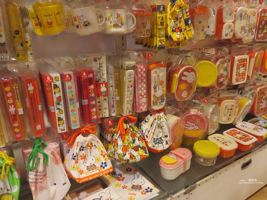 【大阪購物】拉拉熊專賣店 & 米飛兔專賣店。阪急三番街店(KIDDY LAND Rilakkuma store miffy style) @緹雅瑪 美食旅遊趣