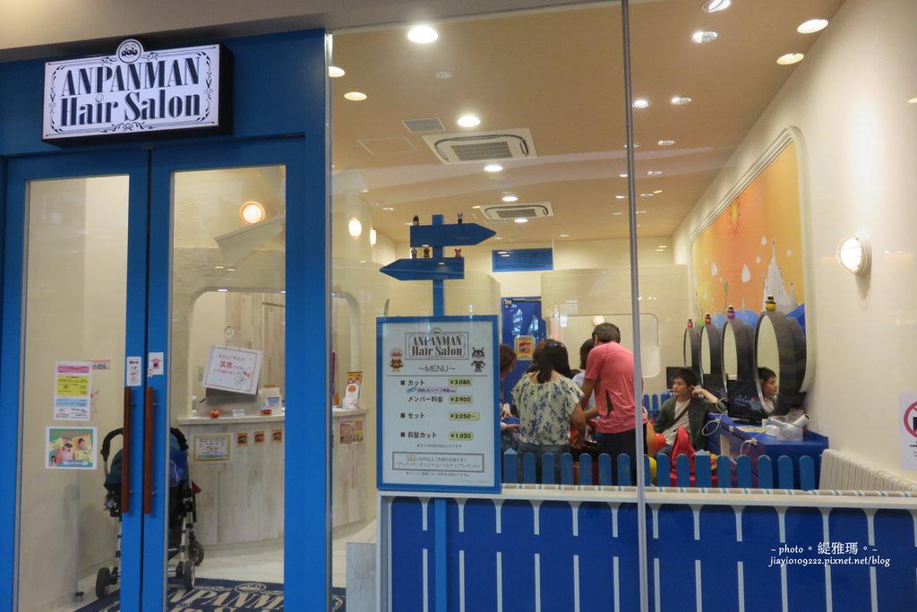 【神戶景點】神戶麵包超人博物館 Part2。1樓「麵包超人購物商場」好好逛 @緹雅瑪 美食旅遊趣