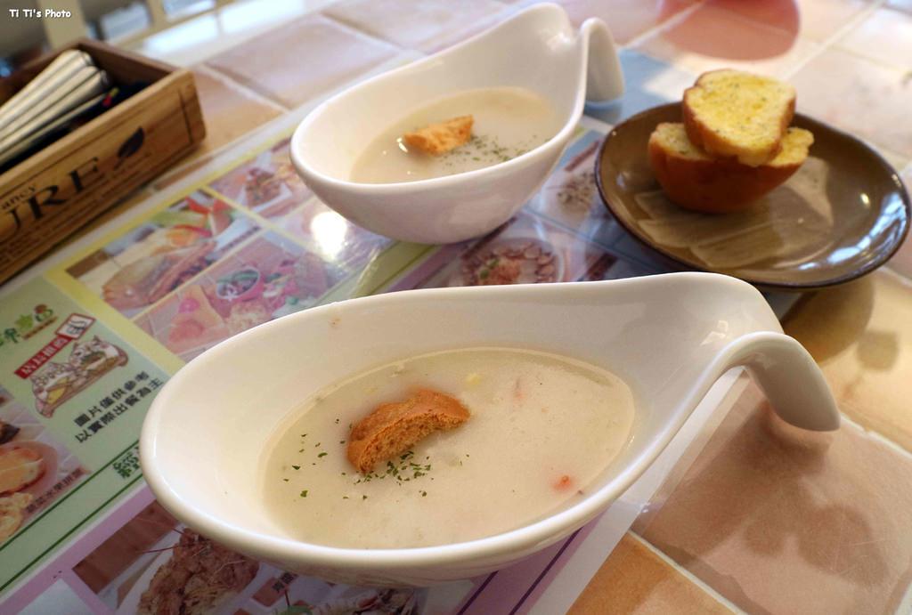 【台南.東區】綠麥田。早午晚餐輕食:早午餐.義大利麵.兒童飛機餐 一次滿足~ @緹雅瑪 美食旅遊趣