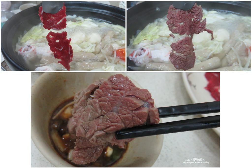 【台南.仁德區】萬福牛肉莊:牛腩爐湯頭鮮+新鮮優質牛肉。食尚玩家也來報導 @緹雅瑪 美食旅遊趣