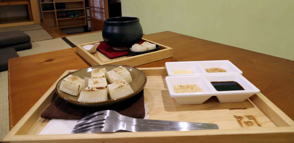 【嘉義.東區】一間。茶屋.大阪燒:近北門車站、檜意森活村的日式甜品&大阪燒食堂 @緹雅瑪 美食旅遊趣