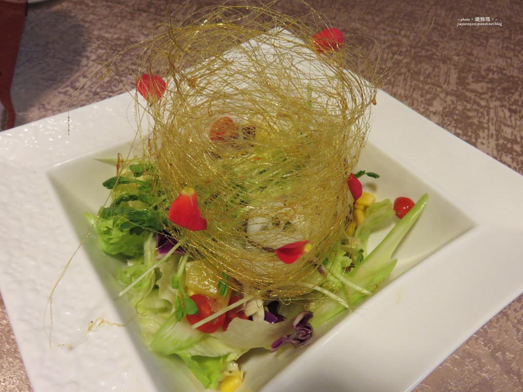 【宜蘭.礁溪鄉】山渡空間食藝。無菜單料理:精緻擺盤 霸氣登場 @緹雅瑪 美食旅遊趣