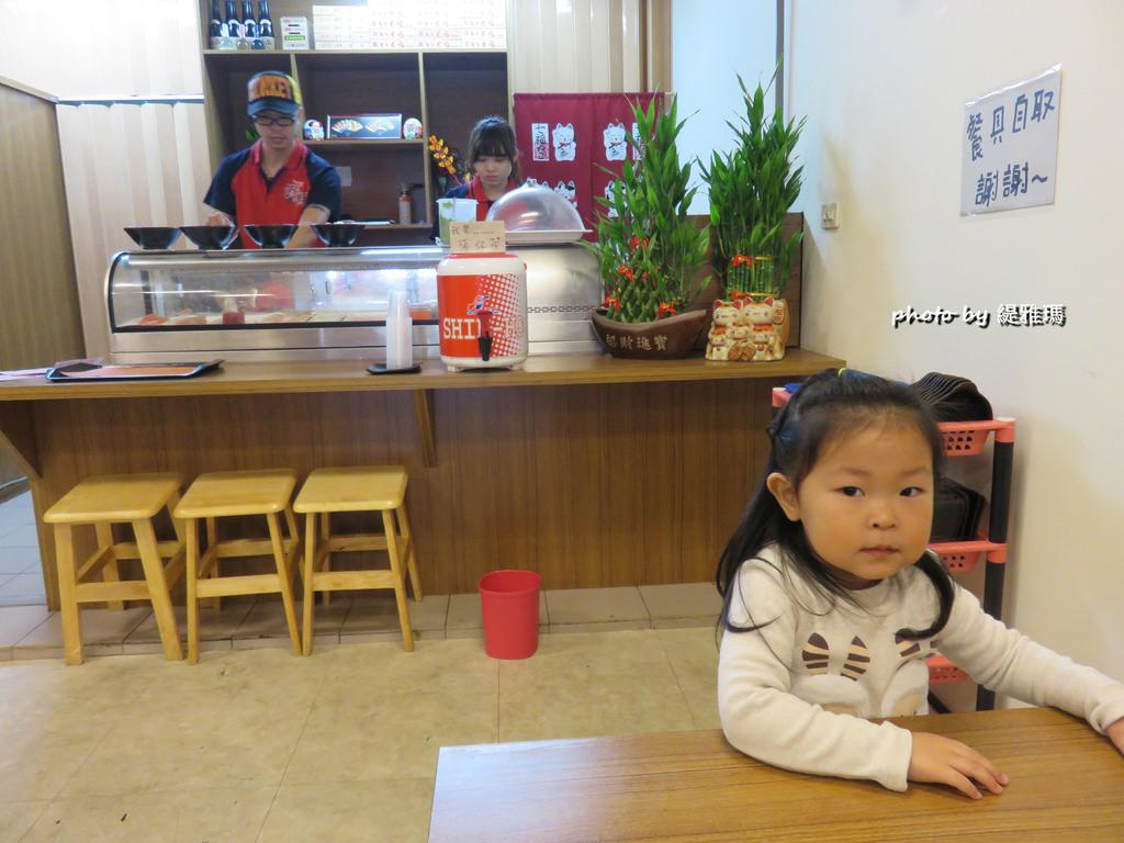 【台南.中西區】酒鶴壽司。家庭日式料理:提供各式海鮮丼,「海味七色丼」料多味美 @緹雅瑪 美食旅遊趣