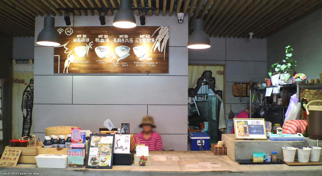 【台南.麻豆區】南方米造。阿嬌姨老店碗粿:紅磚復古風格的平價文青.秈稻碗粿 @緹雅瑪 美食旅遊趣