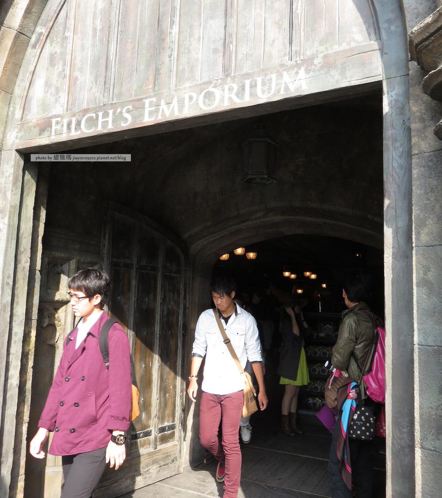 【大阪景點】環球影城.USJ Part 1:入園直衝哈利波特樂園 @緹雅瑪 美食旅遊趣