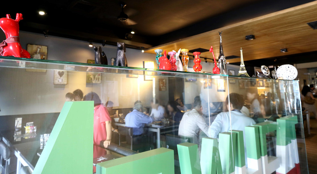 【台南.永康區】Mr.Wheat 小麥先生創意料理。永康旗艦店:料理多樣化.環境優雅.百人座位聚餐的絕佳地點 @緹雅瑪 美食旅遊趣