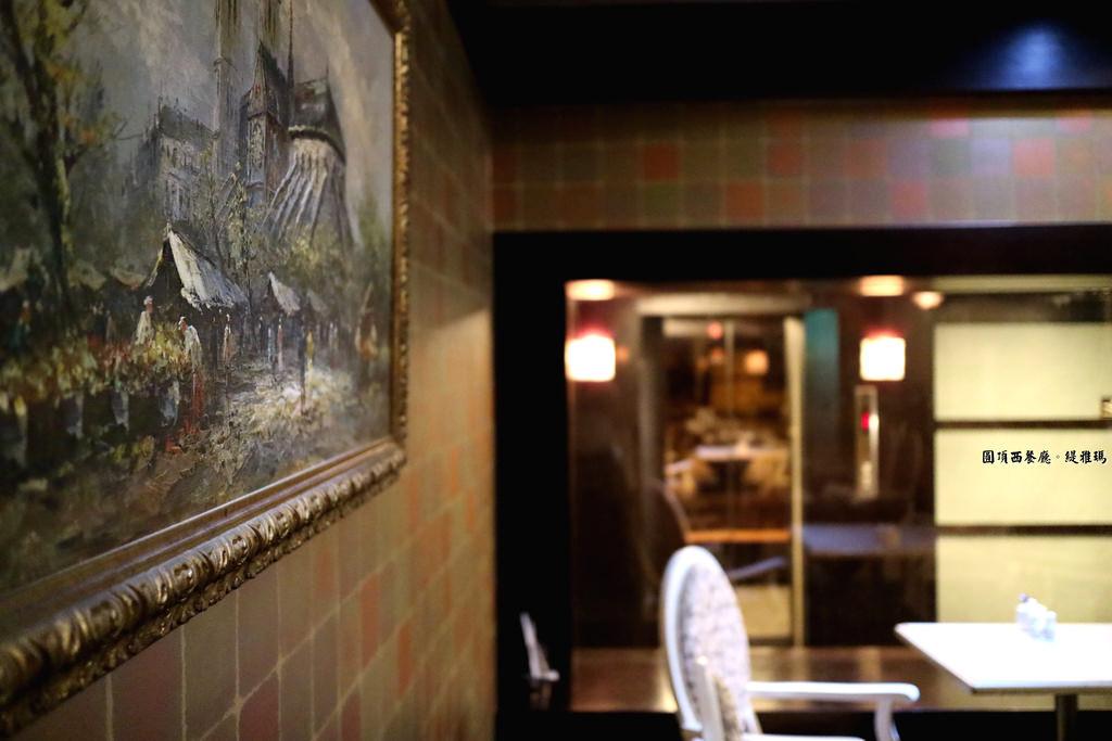 【台南.北區】La Cupola圓頂西餐廳。天下大飯店8F:「主餐+自助吧」老饕才知道的隱藏版西餐廳 @緹雅瑪 美食旅遊趣