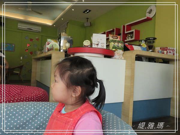【台南.永康區】 櫻桃小羊~拿鐵好好喝 @緹雅瑪 美食旅遊趣