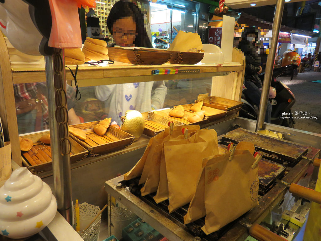 【台南.中西區】可愛逗趣日式「便便燒」:起士會牽絲的哦! @緹雅瑪 美食旅遊趣
