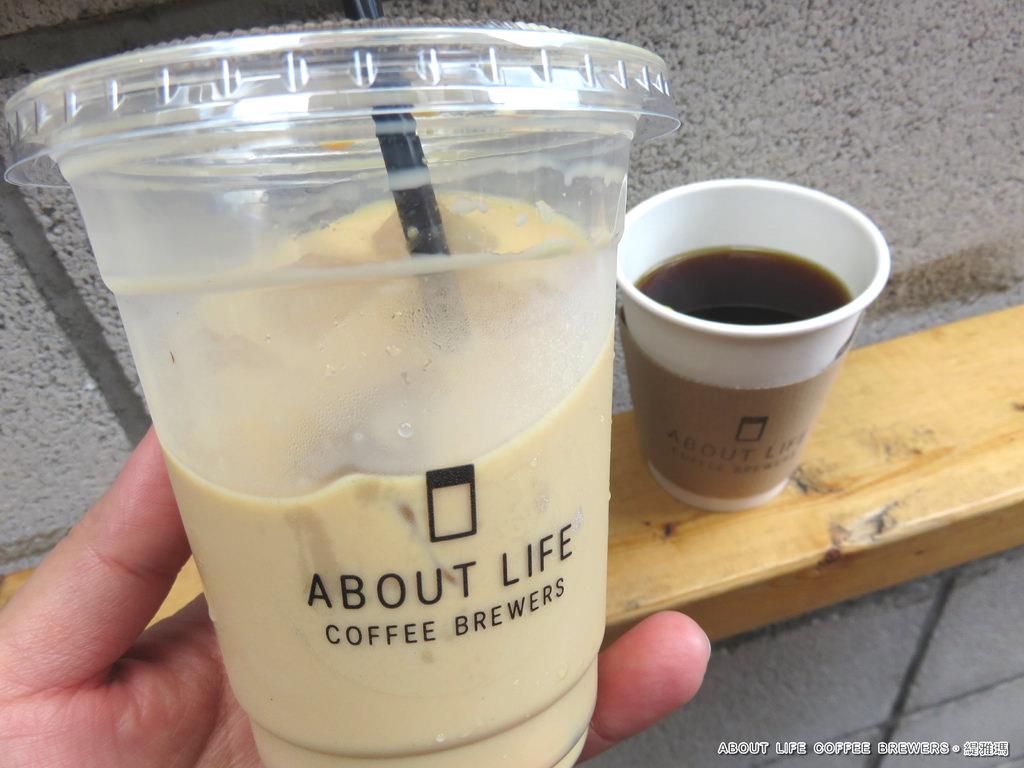 【東京.涉谷】ABOUT LIFE COFFEE BREWERS。生活咖啡釀酒人:咖啡人不能錯過的「立食咖啡館」,獨門手沖方式讓人驚艷 @緹雅瑪 美食旅遊趣