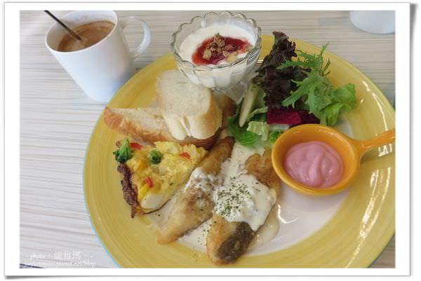 【台南親子餐廳】迪利樂廚 Deely Kitchen.假日早午餐。好玩又好吃 @緹雅瑪 美食旅遊趣