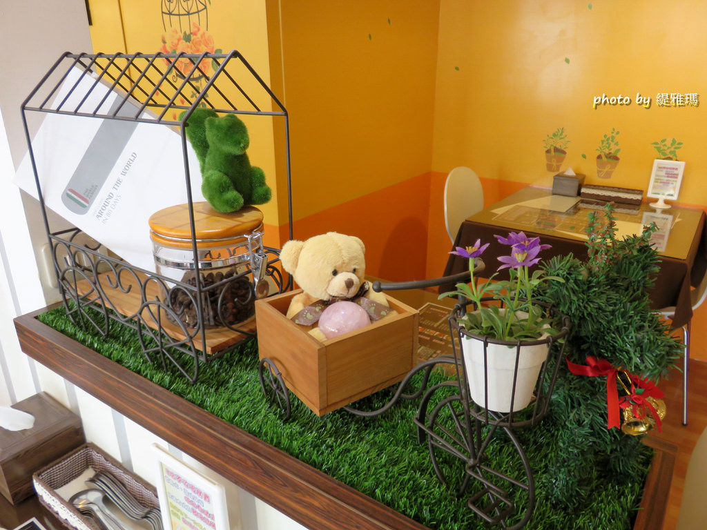【台南.永康區】Sunny Pasta 陽光義式廚坊:平價美味餐點、甜點創意好滋味 @緹雅瑪 美食旅遊趣