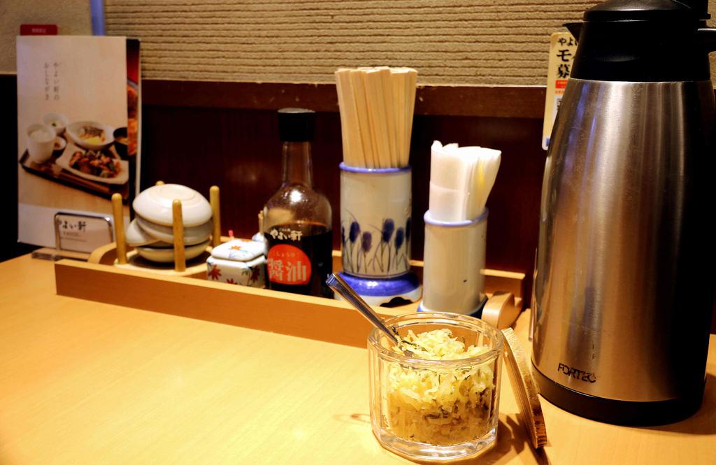【京都美食】やよい軒 河原町三条店:超平價日式早餐.定食.丼飯 @緹雅瑪 美食旅遊趣