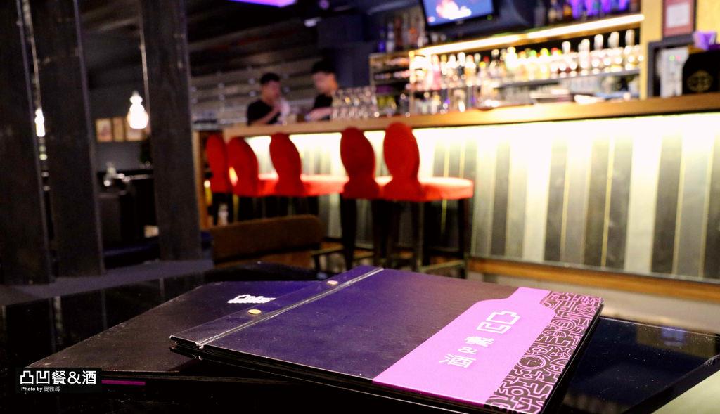 【台南.中西區】凸凹餐&酒。泰式餐酒館:「壽星送試管酒」KTV專用大包廂,慶生聚餐絕佳好去處 @緹雅瑪 美食旅遊趣