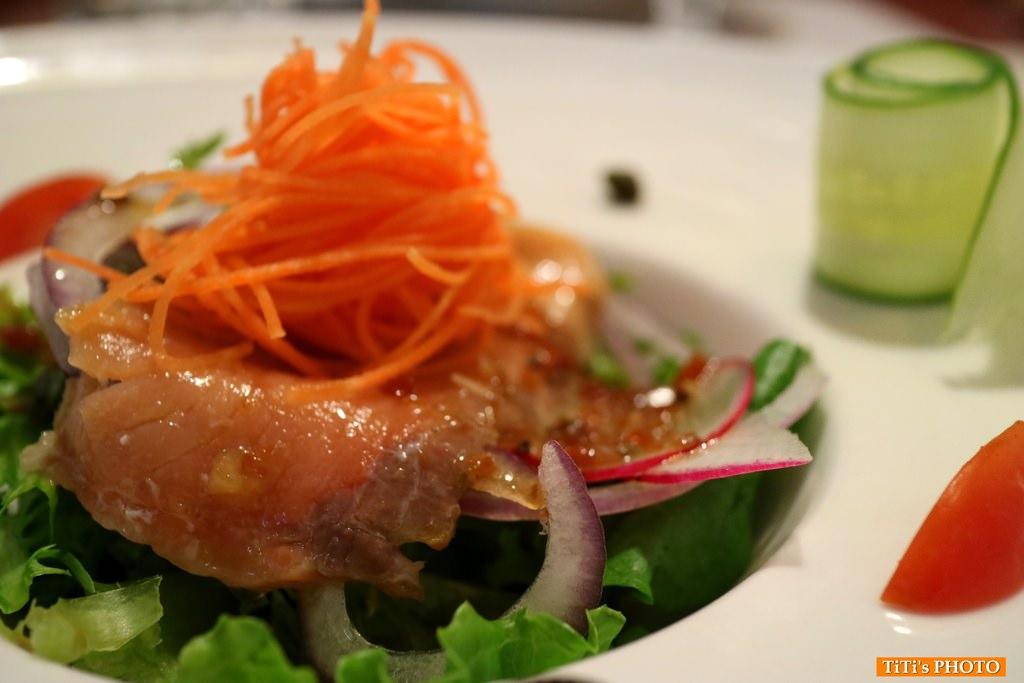 【台南.東區】歐加里。成大校區18巷美食:法式主廚料理新菜色,餐點美味、氣氛佳的約會餐廳 @緹雅瑪 美食旅遊趣